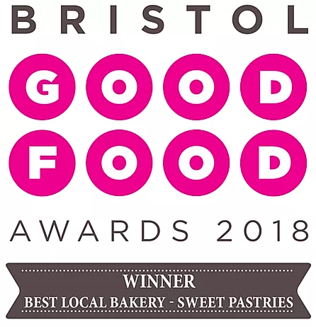 Bristol Good Food Winner - Sweet Pastries 2018